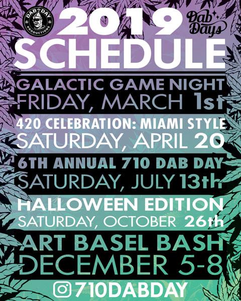 schedule event